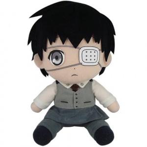 Tokyo Ghoul Ken Kaneki w/ Eye Patch 8″ Plush Plushies