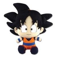 Dragon Ball Z Goku Sitting Pose 7″ Plush Anime Plushies