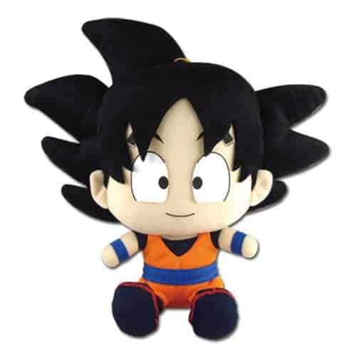 Dragon Ball Z Goku Sitting Pose 7″ Plush Anime Plushies