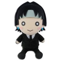 Hunter x Hunter Chrollo Sitting Pose 7″ Plush Anime Plushies