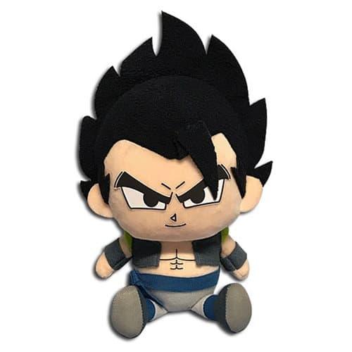 Dragon Ball Super: Broly Gogeta 7″ Sitting Plush Anime Plushies