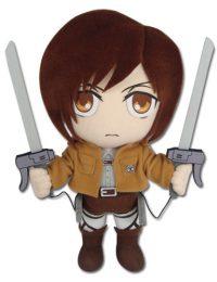 Attack On Titan Sasha Braus Plush Anime Plushies