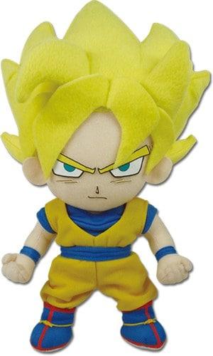 Dragon Ball Z  Super Saiyan Goku 8″ Plush Anime Plushies 4