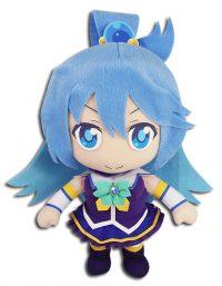 Konosuba Aqua 8″ Plush Anime Plushies