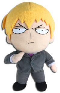 Mob Psycho 100  Arataka 8″ Plush Anime Plushies