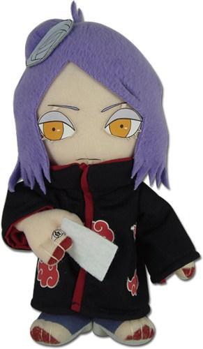 Naruto Shippuden Konan 8″ Plush Anime Plushies 4