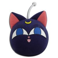 Sailor Moon R Smiling Luna Cat 5″ Plush Anime Plushies