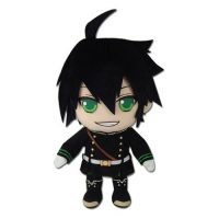 Seraph of the End Yuichiro Hyakuya 8″ Plush Anime Plushies