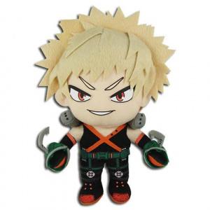My Hero Academia Bakugo Standing in Hero Costume 8″ Plush Plushies
