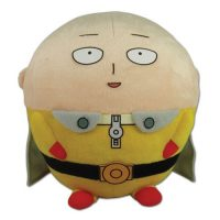One Punch Man Saitama 7″ Ball Plush Anime Plushies