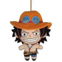 One Piece Ace 5″ Plush Anime Plushies