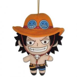 One Piece Ace 5″ Plush Plushies
