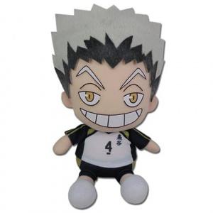 Haikyu!! S2 Bokuto Sitting Pose 7″ Plush Anime Plushies