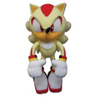 Sonic the Hedgehog Super Shadow 10″ Plush Anime Plushies