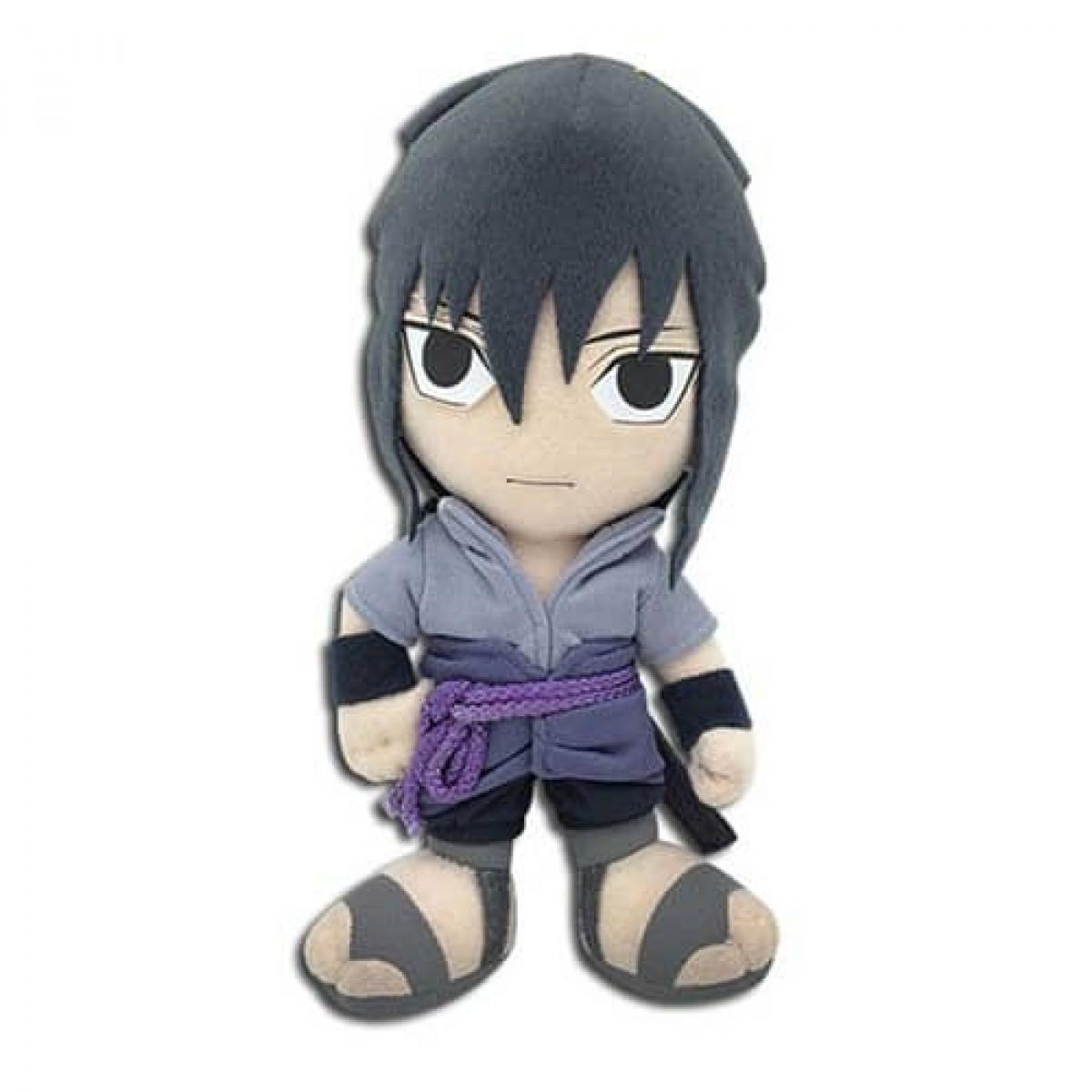 Naruto Shippuden Sasuke 8″ Plush Anime Plushies 4