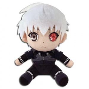 Tokyo Ghoul  Ken Kaneki w/ White Hair 7″ Plush Plushies