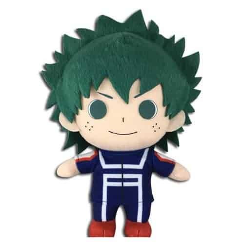 My Hero Academia Midoriya 7″ Plush Anime Plushies