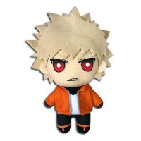 My Hero Academia Bakugo Snow Outfit 8″ Plush Anime Plushies