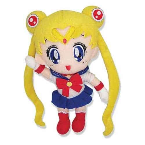 Sailor Moon Usagi Tsukino 8″ Plush Anime Plushies