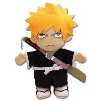 Bleach Ichigo Plush Puppet Anime Plushies