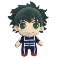 My Hero Academia Deku Sportswear 8″ Plush Anime Plushies