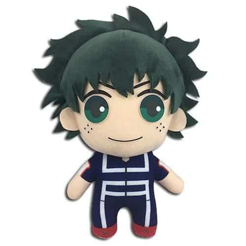 My Hero Academia Deku Sportswear 8″ Plush Anime Plushies