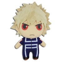 My Hero Academia Bakugo Sportswear 8″ Plush Anime Plushies