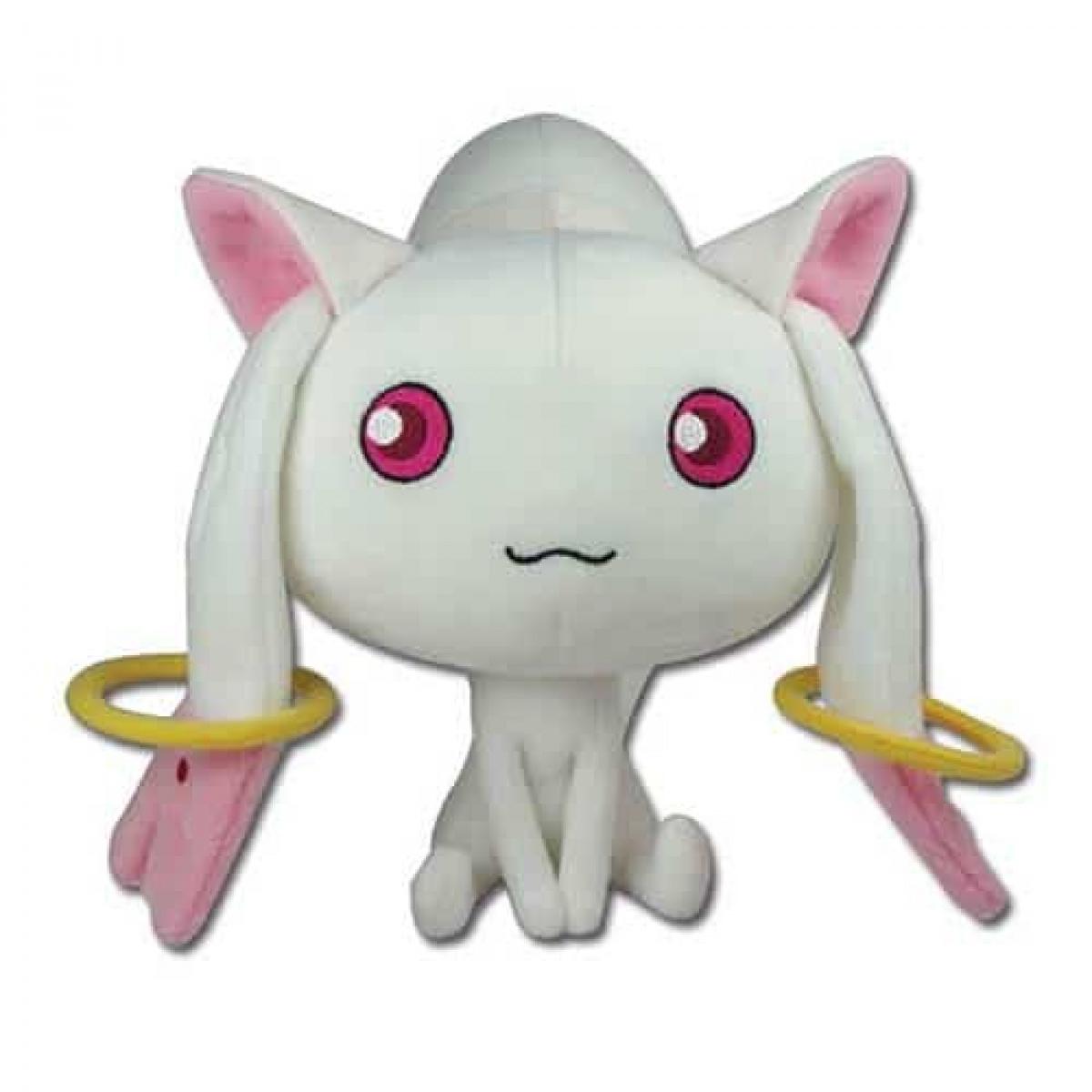 Puella Magi Madoka Magica Kyubey 8″ Plush Anime Plushies 4