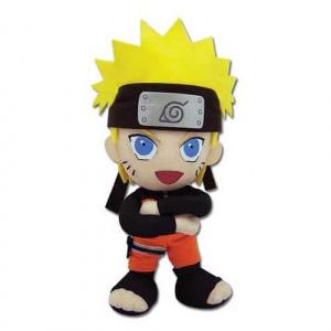 Naruto Shippuden Naruto Uzumaki 8″ Plush Plushies