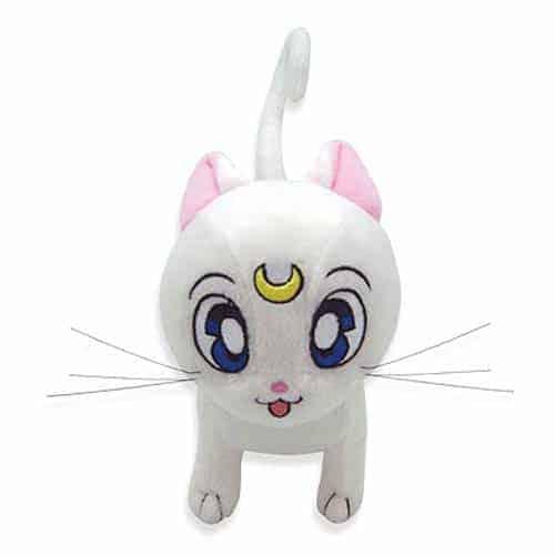 Sailor Moon Artemis Cat 6 1/2″ Plush Anime Plushies