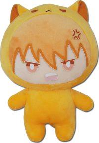 """Fruits Basket Kyo Cat 6"""" Plush Anime Plushies"""