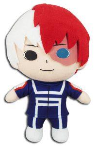 """My Hero Academia S2  Shoto Plush 7"""" Anime Plushies"""