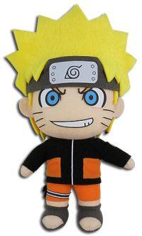 Naruto Shippuden Angry Naruto 8″ Plush Anime Plushies