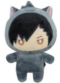 Haikyu!! S2  Kuroo Cat 6″ Plush Anime Plushies