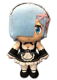 Re:Zero Rem 8″ Plush Anime Plushies