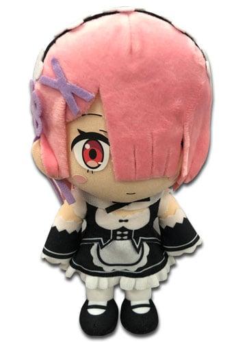 Re:Zero Ram 8″ Plush Anime Plushies