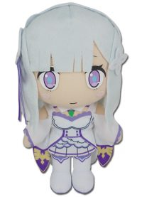 Re:Zero Emilia 8″ Plush Anime Plushies