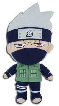 Naruto Shippuden Kakashi Hatake 8″ Plush Anime Plushies