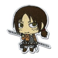Attack on Titan Ymir Super Deformed Embroidered Patch Patches