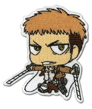 Attack On Titan – Jean Chibi Embroidered Patch Patches