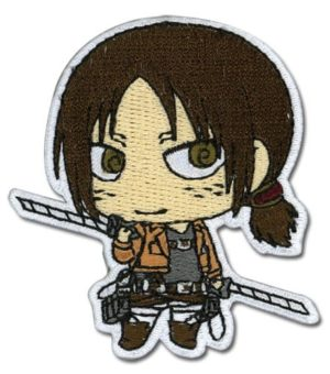 Attack On Titan – Ymir Chibi Embroidered Patch Patches