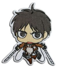 Attack On Titan S2 – Eren Sd Embroidered Patch Patches