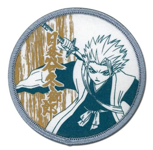 Bleach Hitsugaya Dull Embroidered Patch Patches