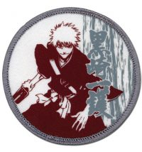 Bleach Ichigo Dull Embroidered Patch Patches