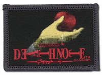 Death Note Apple In Hand Embroidered Patch Patches