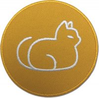 Fruits Basket 2019 – Cat Embroidered Patch Patches