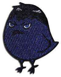 Haikyu!! – Kageyama Crow Embroidered Patch Patches