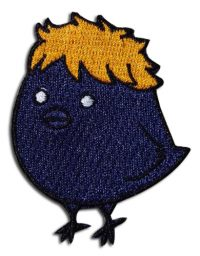 Haikyu!! – Shoyo Crow Embroidered Patch Patches
