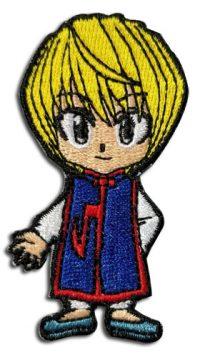 Hunter X Hunter – Chibi Kurapika Embroidered Patch Patches