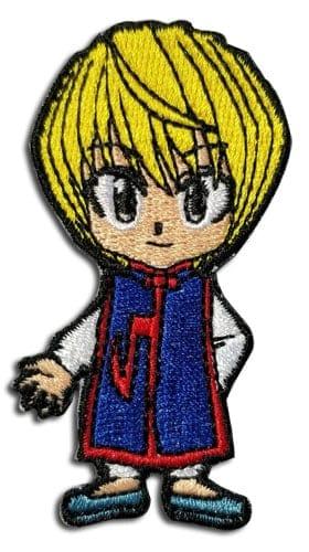 Hunter X Hunter – Chibi Kurapika Embroidered Patch Patches 4